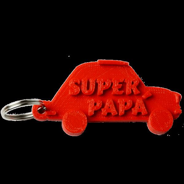 portachiavi auto festa del papà
